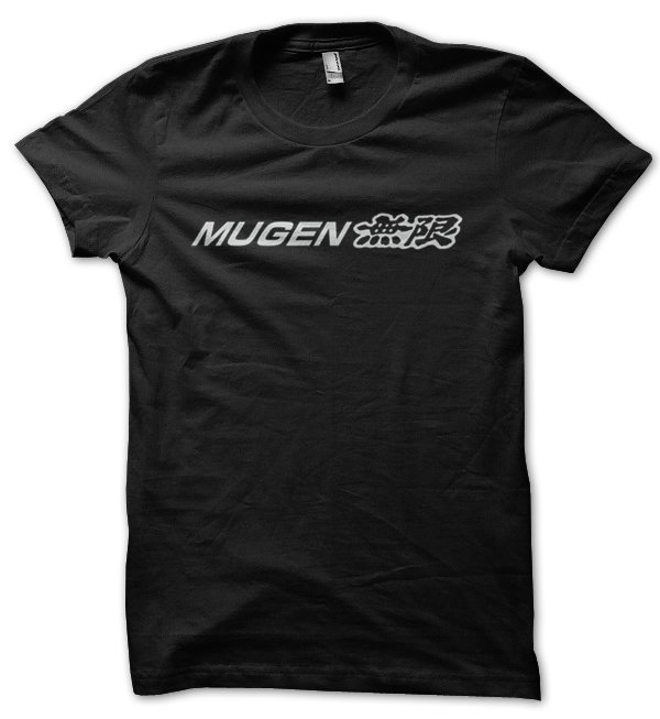 Mugen Tuning t-shirt by Clique Wear