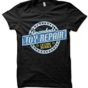 Grandads Toy Repair T-Shirt