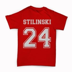 Stilinski 24 T-Shirt (Reverse)