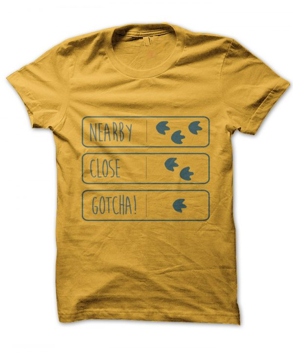 Pokemon Go Tracking Master t-shirt by Clique Wear