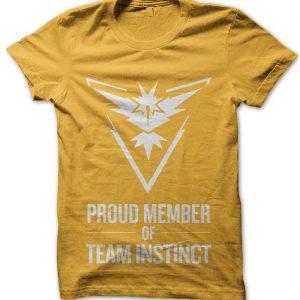 Proud Member of Team Instinct T-Shirt