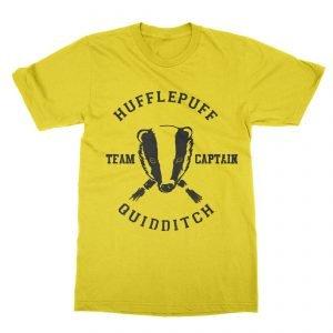 Hufflepuff Quidditch Team Captain Children's T-shirt