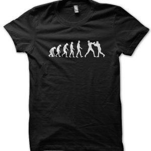 Evolution of a Boxer T-Shirt
