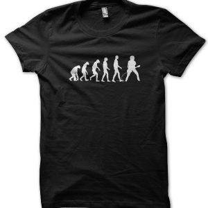 Evolution of a Guitarist T-Shirt