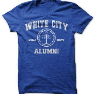Hobbit White City Alumni T-Shirt