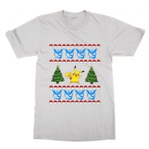 Team Mystic Pokemon christmas T-Shirt