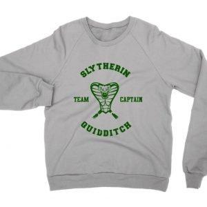 Slytherin Quiditch Team Captain jumper (sweatshirt)