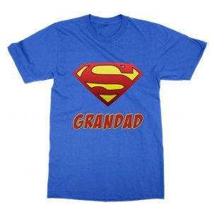 Super Grandad Logo T-Shirt