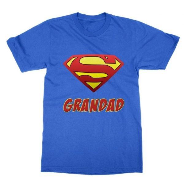 Super Grandad Logo t-shirt by Clique Wear