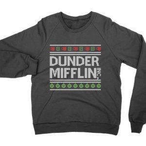 Dunder Mifflin Christmas jumper (sweatshirt)