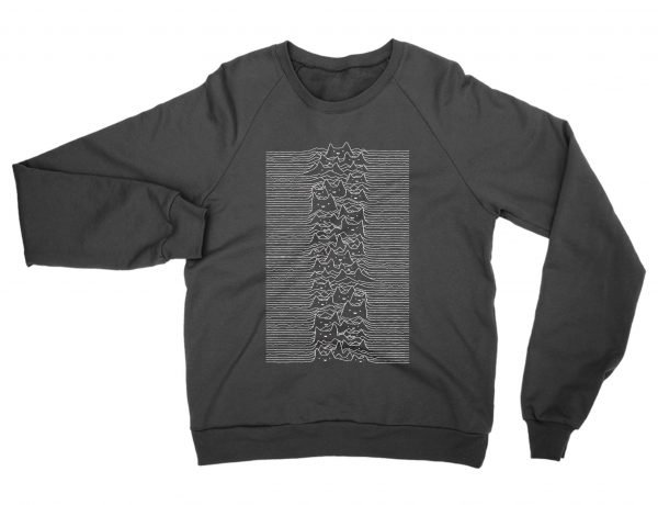 Cat Division sweatshirt by Clique Wear