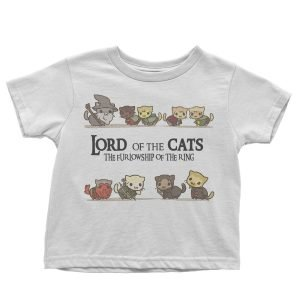 Lord of the Cats Children's T-shirt