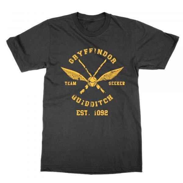 Gryffindor Team Seeker t-shirt by Clique Wear