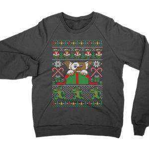 Gremlins Christmas jumper (sweatshirt)