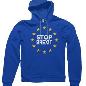 Stop Brexit Hoodie