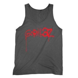 Gorillaz Tank top