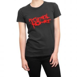 My Chemical Romance women's t-shirt