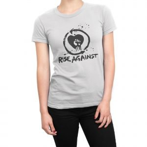 Rise Against women's t-shirt