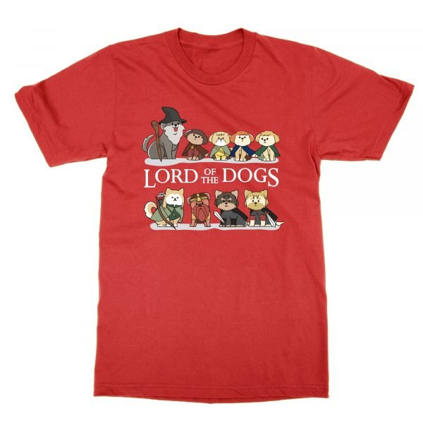 Lord of the Dogs t-shirt by Clique Wear