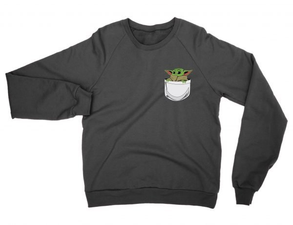 Baby Yoda sweatshirt by Clique Wear