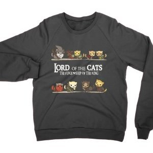 Lord of the Cats jumper (sweatshirt)