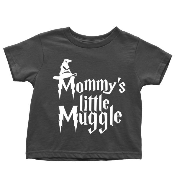 Mommys Little Muggle kids t-shirt by Clique Wear
