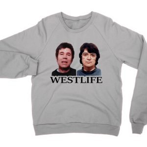 Fred and Rose West Life jumper (sweatshirt)
