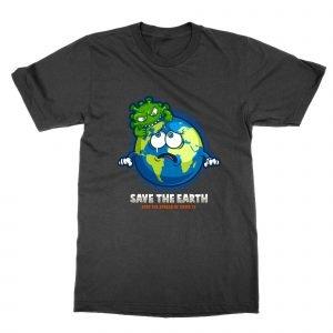 Save the Earth from coronavirus T-Shirt