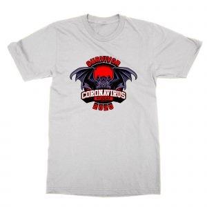 Survivor Coronavirus Pandemic bat T-Shirt
