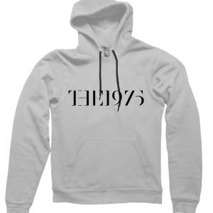 The 1975 band logo Hoodie