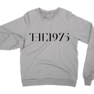 The 1975 band logo jumper (sweatshirt)