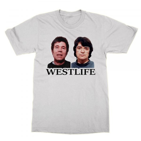 West Life t-shirt by Clique Wear