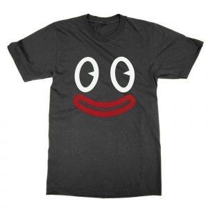 Golliwog face t-shirt