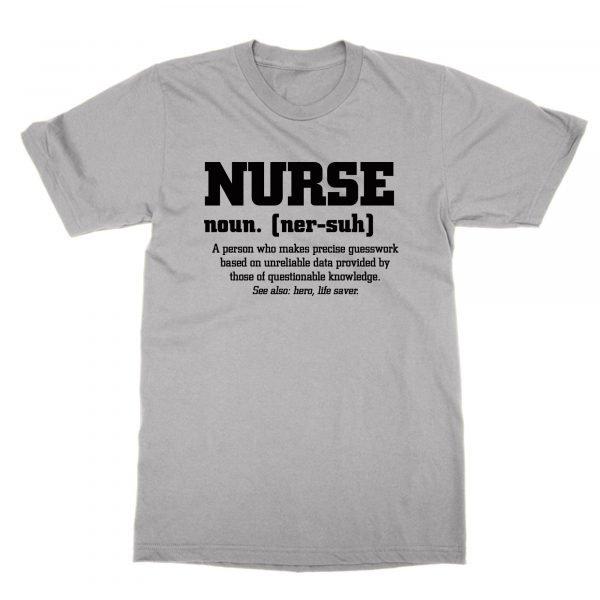Nurse definition t-shirt by Clique Wear