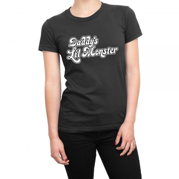 Daddys Little Monster t-shirt by Clique Wear