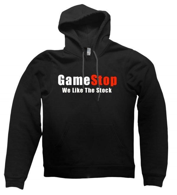 Gamestop hoodie by Clique Wear