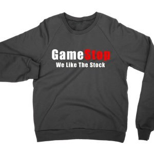 Gamestop sweatshirt by Clique Wear
