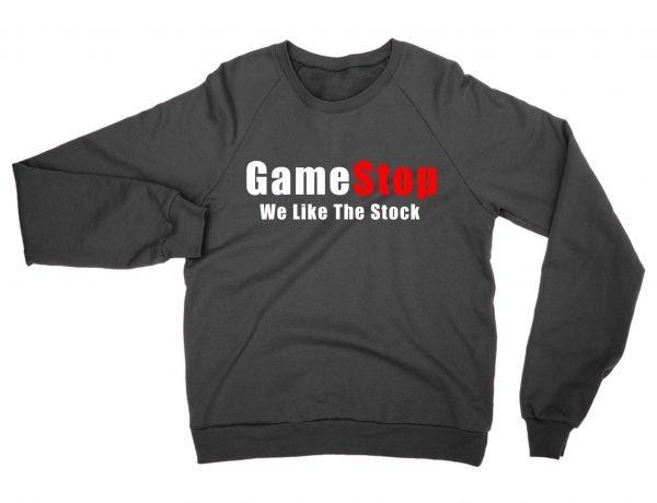 Gamestop sweatshirt by Clique Wear