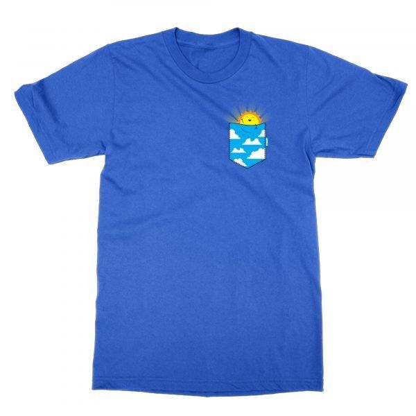 Sunshine POCKET t-shirt by Clique Wear
