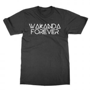 Wakanda Forever t-shirt by Clique Wear