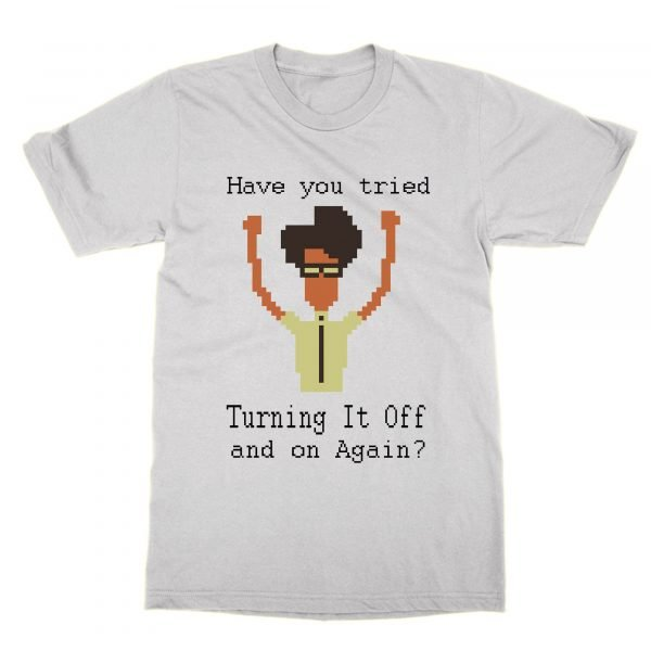 Have You Tried Turning It Off and On Again t-shirt by Clique Wear