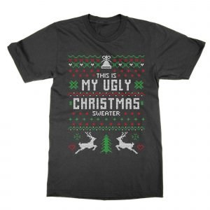 This Is My Ugly Christmas Ugly Sweater T-Shirt
