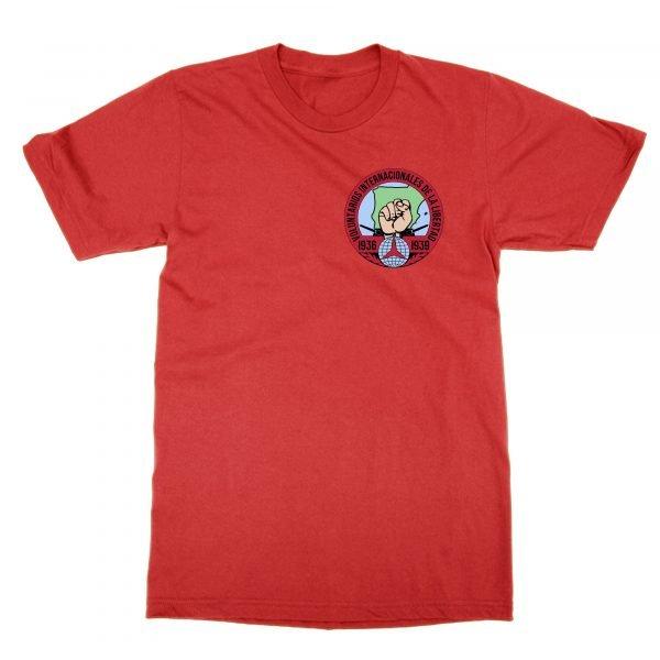 Voluntarios Internacionales de la Libertad POCKET t-shirt by Clique Wear