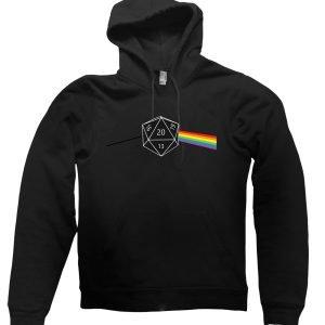 D20 prism hoodie by Clique Wear